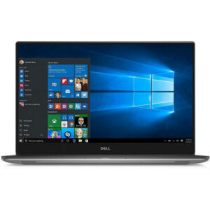 DELL XPS 15 Aluminium/Carbon Ultrabook (9570) Silver, 15.6″ UHD Touch 400nits