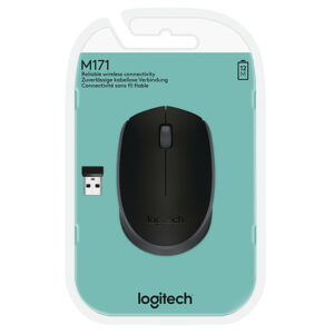 Mouse Logitech M171 Wireless Black