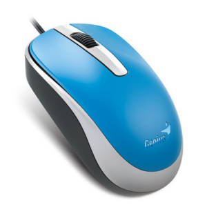 Mouse Genius DX-120 USB Blue