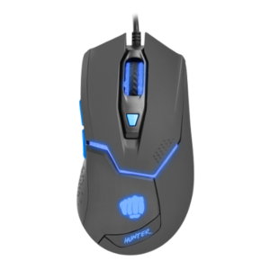 Mouse Fury Hunter NFU-0871 USB Black