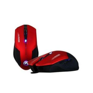 Mouse MARVO M205 RD Gaming USB Red