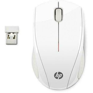 Mouse HP X3000 Wireless White