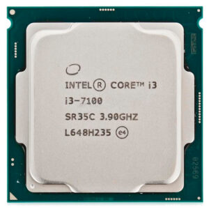CPU Intel Core i3-7100 3.9GHz (2C/4T,3MB, S1151,14nm,Intel Integrated HD Graphics 630,51W) Tray