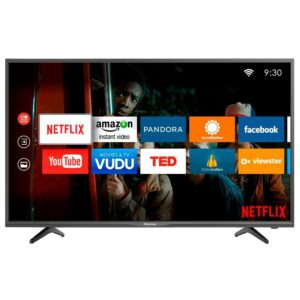 32″ LED TV Hisense 32N2170HW, Black