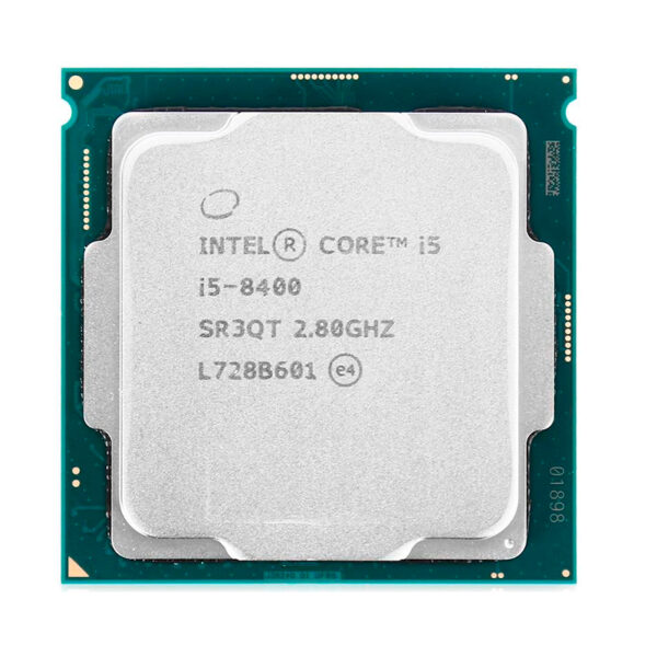 CPU Intel Core i5-8400 2.8-4.0GHz (6C/6T, 9MB, S1151, 14nm, Integrated UHD Graphics 630, 65W) Tray