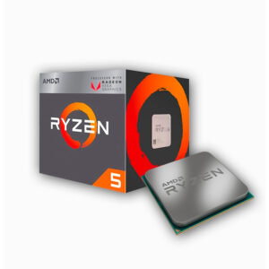 Procesor AMD Ryzen 5 2400G (3.6-3.9GHz, 4C/8T,L2 2MB, L3 4MB,65W,14nm, VEGA 11), Socket AM4, Box