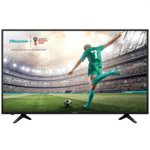 55″ LED TV Hisense H55A6100, Black