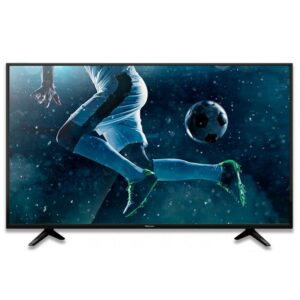 50″ LED TV Hisense H50A6100, Black