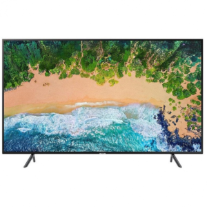 65″ LED TV Samsung UE65NU7172, Black