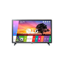32″ LED TV LG 32LK6100PLB, Black