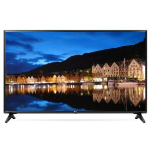43″ LED TV LG 43LK5900PLA, Black