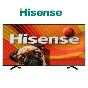 43″ LED TV Hisense 43A5600, Black