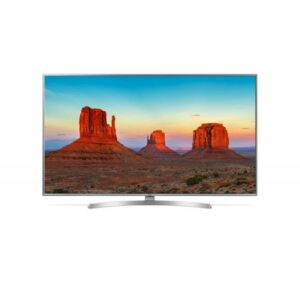 43″ LED TV LG 43UK6950PLB, Silver
