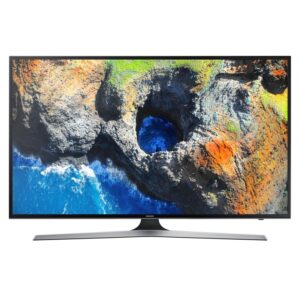 75″ LED TV Samsung UE75NU8002, Silver