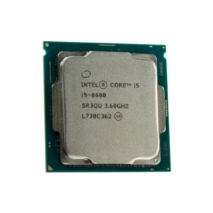 CPU Intel Core i5-8600 3.1-4.3GHz (6C/6T,9MB, S1151,14nm, UHD Graphics 630,65W) Tray