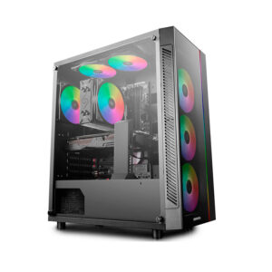 Case ATX Deepcool MATREXX 55 ADD-RGB System Board : E-ATX/ATX/Micro ATX/Mini-ITX