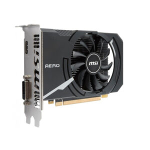MSI GeForce GT 1030 AERO ITX 2G OC /  2GB DDR5 64Bit 1518/6008Mhz, DVI, HDMI, Single fan, Military Class 4 (MIL-STD-810G), Gaming App, Retail