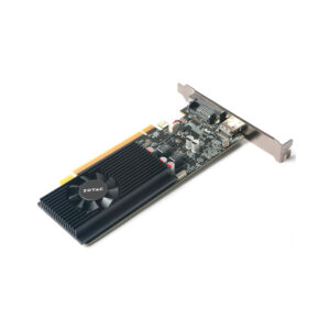 ZOTAC GeForce GT 1030 2GB DDR5, 64bit, 1468/6000Mhz, Single Fan, HDCP, DVI, HDMI, Lite Pack
