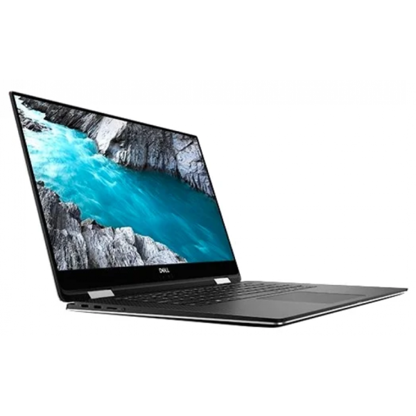 DELL XPS 15 2-in-1 Aluminium/Carbon UItrabook (9575) Silver, 15.6″ FHD Touch
