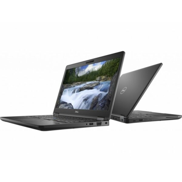 "Laptop DELL Latitude 5490 Black, 14.0"" FHD Anti-Glare"