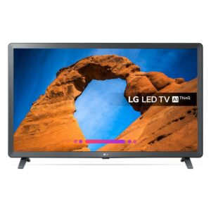 32″ LED TV LG 32LK610BPLB, Black