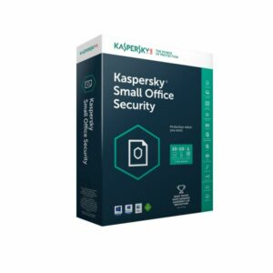Kaspersky Small Office Security 50 for Desktops, Mobiles and File Servers