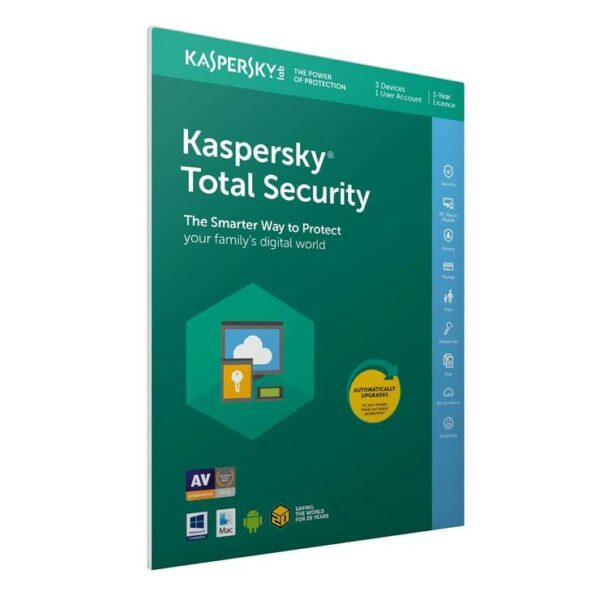 Kaspersky Total Security Multi-Device 1 Dvc