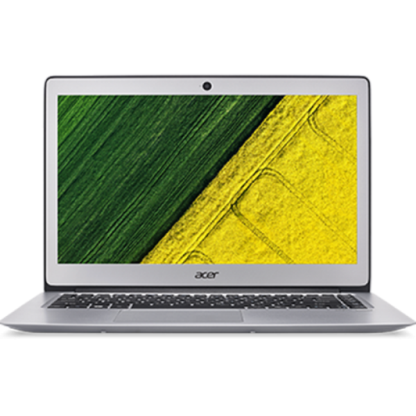 Laptop ACER Swift 3 Sparkly Silver (NX.HAQEU.021), 14.0″ IPS FullHD