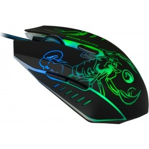 Mouse MARVO M316 Gaming  USB  Black
