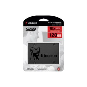 SSD 2.5″ 120GB Kingston A400 SATA III 500/320MB/s, SA400S37/120G