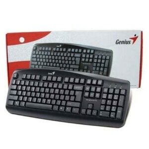 Keyboard Genius KB-110 USB Black