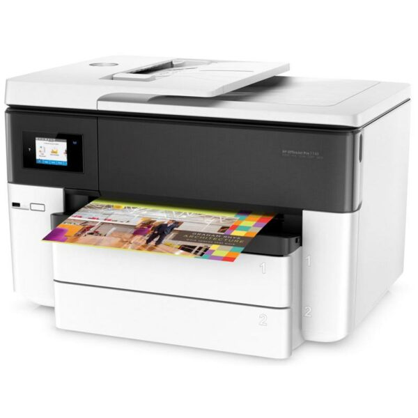 Multifunctionala HP OfficeJet Pro 7740 Wide