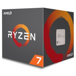 Procesor AMD Ryzen 7 2700 2nd Gen.(3.2-4.1GHz, 8C/16T,L2 4MB, L3 16MB,65W,12nm), Socket AM4, BOX
