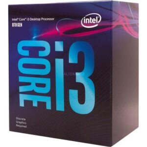 Intel Core i3 9100F CPU
