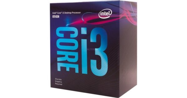 CPU Intel Core i3-9100F 3.6-4.2GHz (4C/4T,6MB, S1151,14nm, No Integrated Graphics, 65W) Box