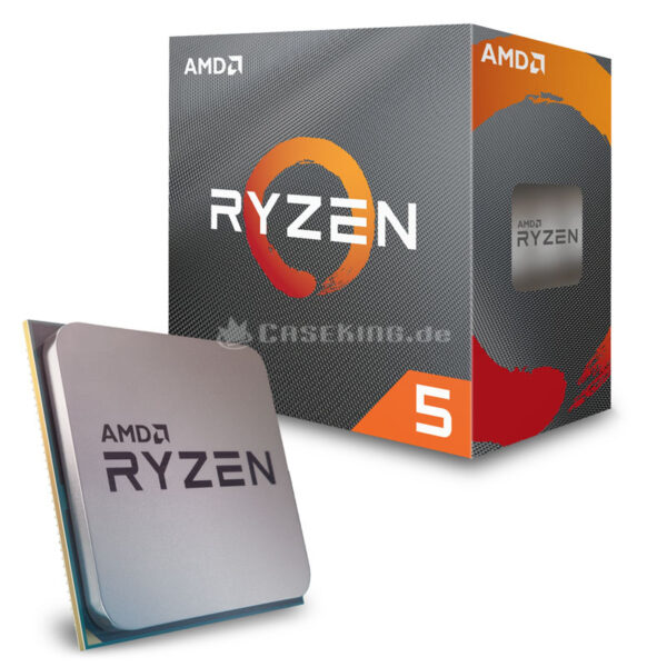 CPU AMD Ryzen 5 3600 3.6-4.2GHz (6C/12T, L2 3MB, L3 32MB, SAM4, 7nm, No Integrated Graphics, 65W) Box