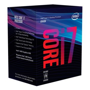 Intel Core i7 9700 CPU