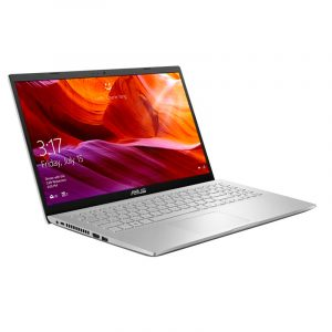 Notebook ASUS 15.6″ D509DA Grey (Athlon 3050U 4Gb 256Gb), 15.6″ FHD (1920×1080) Non-glare, AMD Athlon 3050U (2x Core, 2.3GHz – 3.2GHz, 4Mb), 4Gb (Onboard) PC4-19200, 256Gb PCIE, AMD Radeon Graphics, HDMI, 802.11ac, Bluetooth, 1x USB-C, 1x USB 3.1, 2x USB 2.0, Card Reader, Webcam, No OS, 2-cell 32Wh Battery, 1.9kg, Slate Grey